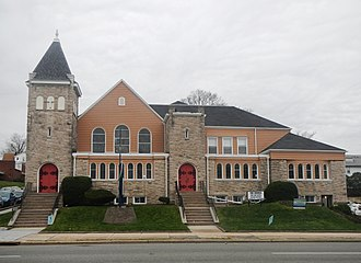 Belleville, New Jersey - Wesley United Methodist Church