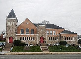 Belleville, New Jersey - Wesley United Methodist Church