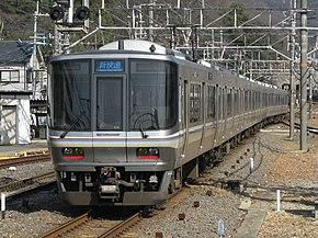 JR西日本223系电力动车组