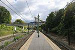 West 65th - Lorain platform from west end.jpg