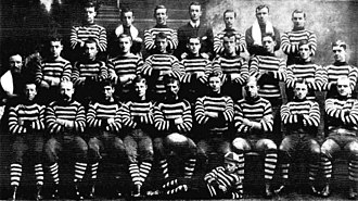 West Melbourne Football Club - The team that won the VFA premiership in 1906