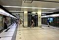 Westbound platform of Changying Station (20180728160625).jpg