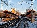 Westbrook station January 2013.JPG