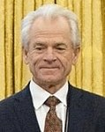 White House National Trade Council Director Peter Navarro in Orval Office in January 2017 (cropped).jpg