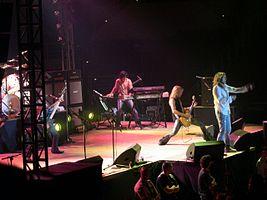 Whitesnake vive en Tesaloniko, Grekio