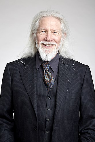 Whitfield Diffie - Whitfield Diffie at the Royal Society admissions day in London, July 2017