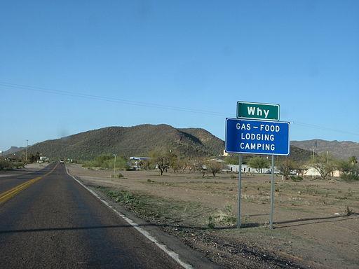Why, Arizona