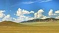 Widoki mongolskiego krajobrazu widziane z minibusa Karakorum - Ułan Bator (21).jpg