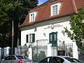 Wien Hietzing, Hügelgasse 2, Moservilla - 1.JPG
