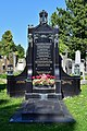 Wiener Zentralfriedhof - evangelische Abteilung - Wilhelm und Robert Haardt.jpg