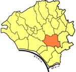 Wiesbaden Karte Erbenheim