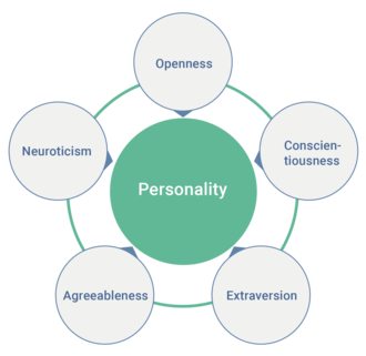 Big Five personality traits - The big five personality traits