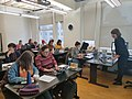Wikidata Workshop at Pratt.jpg