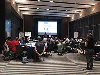 Wikimania 2015-Wednesday-WMF Learning Day (1).jpg
