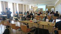 Wikimedia Hackathon 2017 IMG 4292 (34593931602).jpg