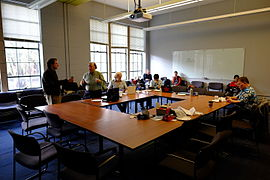 Wikipedia 15 meetup Seattle 3.JPG