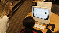Wikipedia Education Program workshop at Louisiana State University.JPG