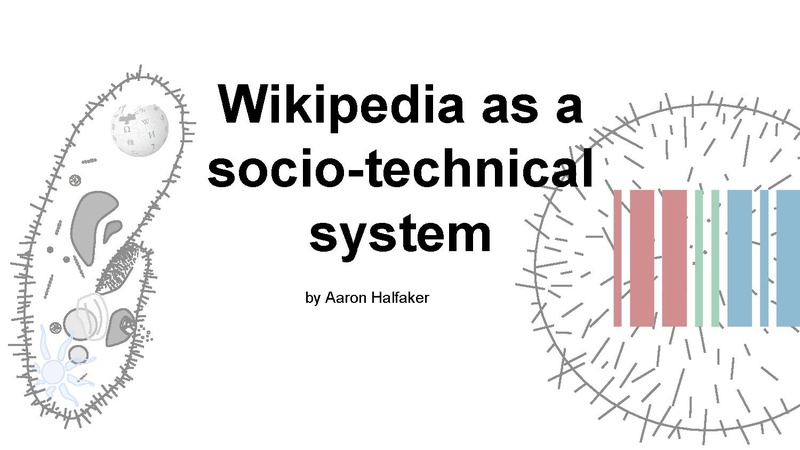 File:Wikipedia is socio-technical -- Research Showcase (October, 2014).pdf