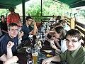 Wikipedian meetup, Esztergom 08.JPG