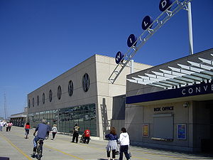 Wildwoods Convention Center - Image: Wildwoods Convention Center