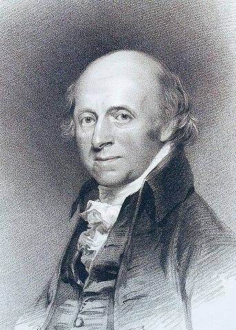 portrait of William Coxe