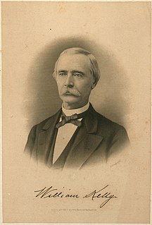William Kelly (inventor) American businessman