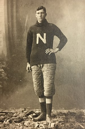William Melford - Melford in 1898 at Nebraska