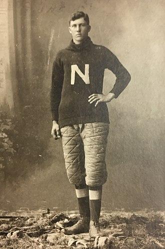 William Melford - Melford in 1898 at Nebraska