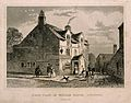 William Roscoe's birthplace. Line engraving. Wellcome V0005094.jpg