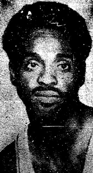 Willie McCarter - McCarter in 1971