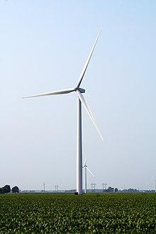 turbines thumb Wind michigan