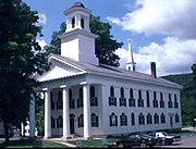 Windham County Courthouse, Newfane