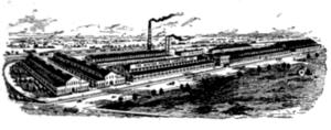 Alexander Winton - Image: Winton Factory