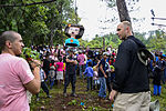 With the strength of their backs, Joint Task Force-Bravo delivers goods to Hondurans in need 141025-F-ZT243-129.jpg