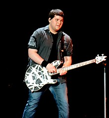 Wolfgang Van Halen Different Kind of Truth 2012.jpg