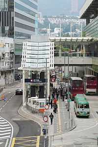 Wong Chuk Hang Station entrance and exit A1.jpg