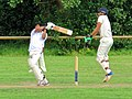 Woodford Green CC v. Hackney Marshes CC at Woodford, East London, England 035.jpg
