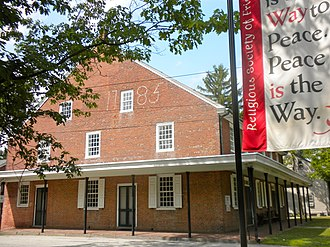 Woodstown, New Jersey - Woodstown Friends Meetinghouse