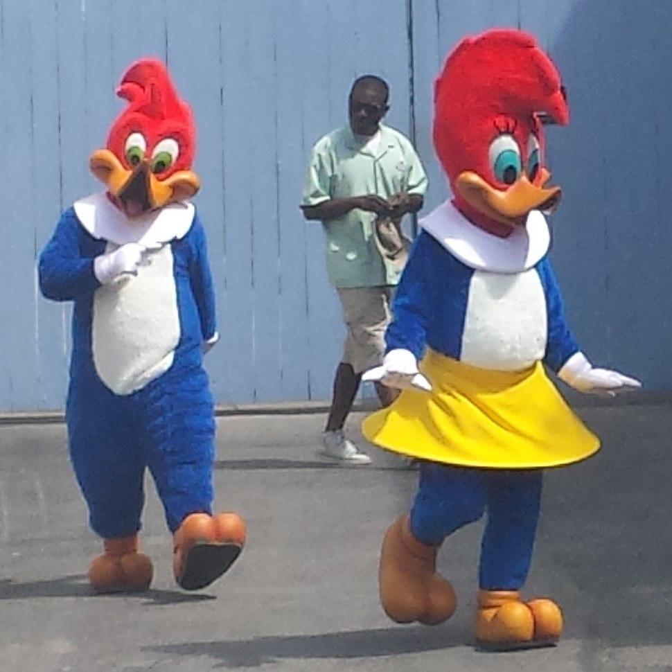 Woody and Winnie Universal Florida