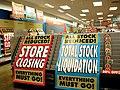 Woolworths, store closing - geograph.org.uk - 1099024.jpg