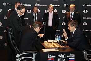 World Chess Championship 2016 Game 1 - 9.jpg