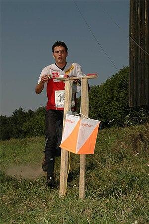 Junior World Orienteering Championships - Matthias Merz (2004-ch)