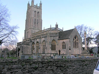 Wrington - The church of All Saints