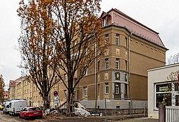 Wustmannstraße in Leipzig