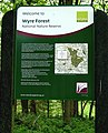Wyre Forest National Nature Reserve information board - geograph.org.uk - 1310637.jpg