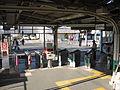 Yagisaki sta gate 100208.jpg