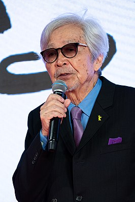 "Yamada Yoji from ""Tora-san, Wish You Were Here"" at Opening Ceremony of the Tokyo International Film Festival 2019 (49014012331).jpg"