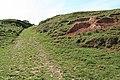 Yarcombe, track near Peterhayes Farm - geograph.org.uk - 227134.jpg