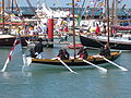 Yarmouth Old Gaffers Festival 2009 Harbour 3.jpg