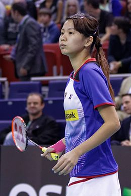 Yonex IFB 2013 - Eightfinal - Chan Peng Soon - Goh Liu Ying — Chris Langridge - Heather Olver 03.jpg